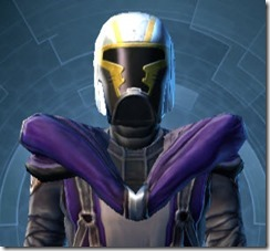 Overwatch Enforcer Hides Hood