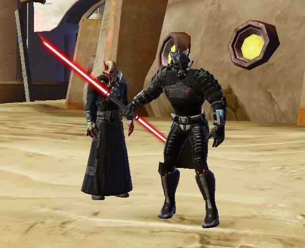 Darth Tominate – The Red Eclipse