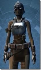 Skiff Guard - Female Close