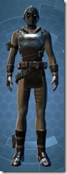 Skiff Guard - Male Front