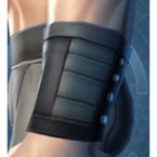 Synthleather Bracers [Tech] (Imp)