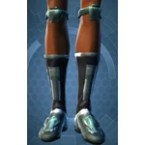 Synthleather Kneeboots [Tech] (Pub)