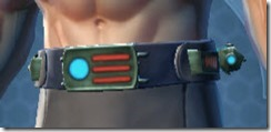 Titanium Onslaught Belt