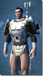 Trimantium Asylum Male Body Armor