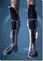 Aftermarket Boltblaster's MK-3 Boots