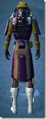 Aftermarket Boltblaster's MK-3 Dyed Back