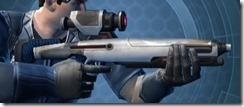 Aftermarket Demplisher's Blaster Rifle MK-3 Right