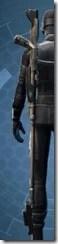 Aftermarket Targeter's Sniper Rifle MK-3 Stowed