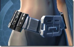 Crystalline Boltblaster's MK-3 Belt