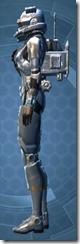 Crystalline Boltblaster's MK-3 - Female Left
