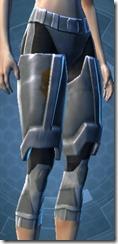 Crystalline Boltblaster's MK-3 Legplates