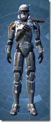 Crystalline Boltblaster's MK-3 - Male Front