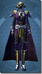 Crystalline Bulwark's MK-3 Dyed Front