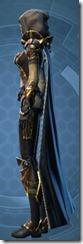 Crystalline Bulwark's MK-3 - Female Left