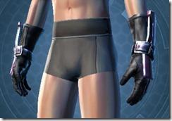 Crystalline Bulwark's MK-3 Gauntlets