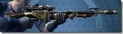 Crystalline Demolisher's Blaster Rifle MK-3 Right