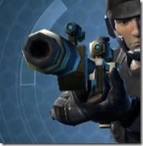 Crystalline Targeter's Sniper Rifle MK-3 Front