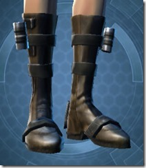 Decorated Bulwark's MK-3 Boots