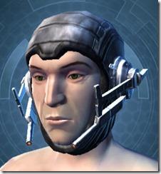 Decorated Bulwark's MK-3 Headgear
