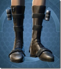 Decorated Pummeler's MK-3 Boots