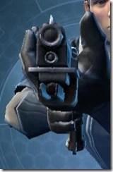 Defiant Asylum Mender Onslaught Blaster Rifle MK-16 Front