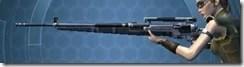 Defiant Sniper Rifle MK-26 Left