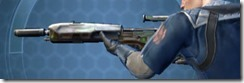 Devoted Allies Assault Defense Rifle Left