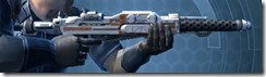 Flexiglas Asylum Onslaught Blaster Rifle Right