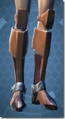 Fractured Pummeler's MK-3 Boots