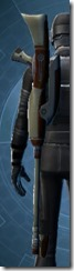 Fractured Targeter's Sniper Rifle MK-3 Stowed