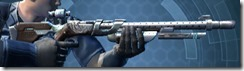 Havod Asylum Onslaught Blaster Rifle Right
