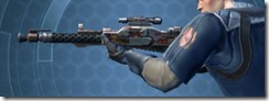 Phrik Asylum Onslaught Blaster Rifle Left