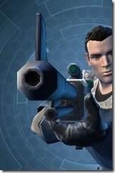 Plexoid Asylum Onslaught Blaster Rifle Front