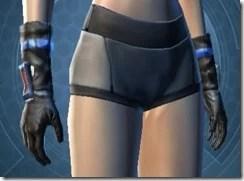 Requisitioned Boltblaster's MK-3 Gauntlets