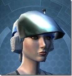 Requisitioned Boltblaster's MK-3 Helmet