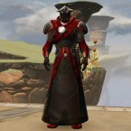 Darth Dreksis – The Ebon Hawk