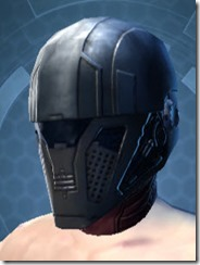 Thermal Pummeler's MK-3 Headgear