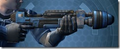 Yavin Boltblaster's Blaster Rifle MK-3 Right