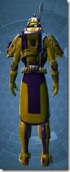 Yavin Boltblaster's MK-3 Dyed Back