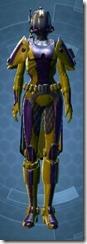 Yavin Boltblaster's MK-3 Dyed Front