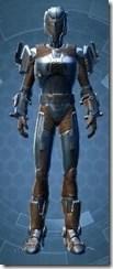 Yavin Boltblaster's MK-3 - Male Front