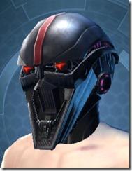 Yavin Pummeler's MK-3 Headgear'