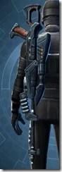 Yavin Targeter's Sniper Rifle MK-3 Stowed