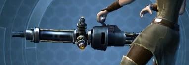 Commander's Assault Cannon Left