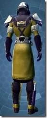 Defiant Asylum MK-16 Dyed Back
