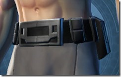Defiant Asylum MK-26 Belt