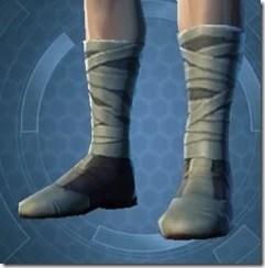 Dramassian Aegis Boots