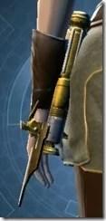 Exarch Asylum Lightsaber MK-26 - Stowed