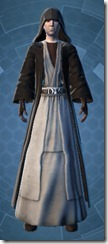 Exiled Master - Male Front