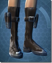 Exiled Revolutionary boots